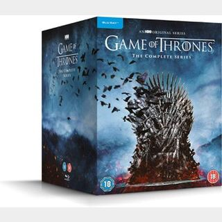 GAME OF THRONES / uvbk🇺🇸 / SPECIAL LIMITED-TIME PRICE! 🍿😈 / THE COMPLETE SERIES / SEASON 1–8 / HD VUDU