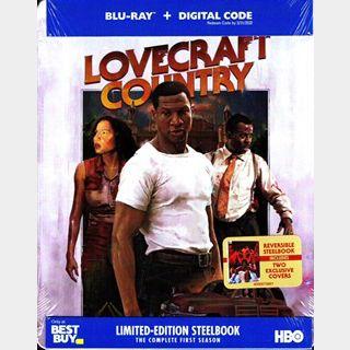 LOVECRAFT COUNTRY (2020) / uhuk🇺🇸 / SEASON 1 / HD VUDU