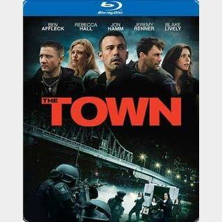 The Town (2010) / 🇺🇸 / SD ITUNES code / redeem @ itunes