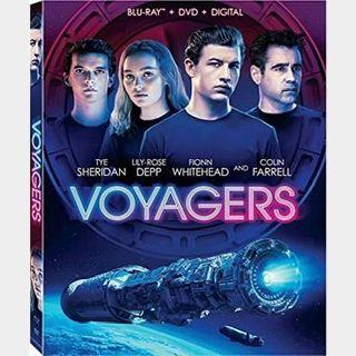 Voyagers (2021) / nsjr🇺🇸 / HD VUDU / NO PORT