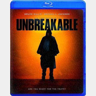 Unbreakable (2000) / 942e🇺🇸 / HD GOOGLEPLAY