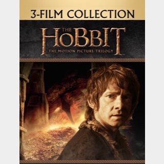 THE HOBBIT TRILOGY / 🇺🇸 / SPECIAL.99SALE🍿😈 / (3) THEATRICAL VERSIONS / SD MOVIESANYWHERE