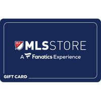 $25.00 MLSStore.com GC (official online retailer of Major League Soccer) - Instant Delivery
