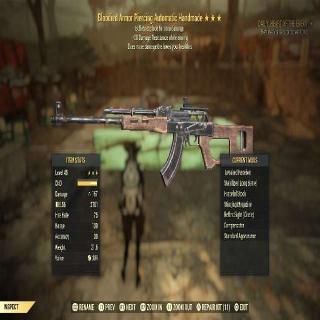 Weapon   BE 50DRWA Handmade