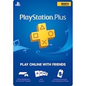 Playstation Plus 12 Month {INSTANT DELIVERY/USA}