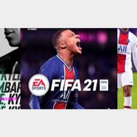 Fifa 21 Ps4-Ps5 Usa/Ca Code