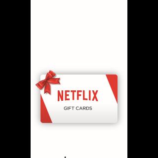 25 TL Netflix Gift Card Code