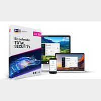 Bitdefender Total Security 2020 5 Device 3 Months Global Licence Key
