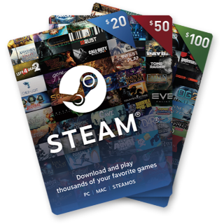 $14.80 / 20 CAD Steam (INSTANT DELIVERY)