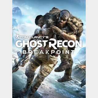 Tom Clancy's Ghost Recon Breakpoint Standard Edition Ubisoft Connect Key EUROPE
