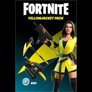 BRAZIL Fortnite - The Yellowjacket Pack