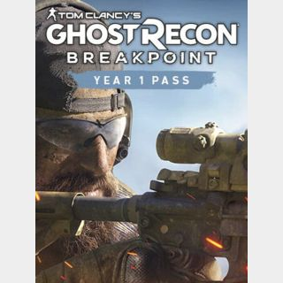 Tom Clancy's Ghost Recon: Breakpoint - Year 1 Pass EUROPE KEY