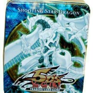 Shooting Star Dragon Collection Tin