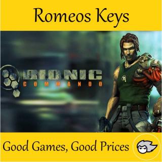 Bionic Commando Steam Key