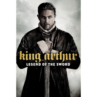 King Arthur: Legend of the Sword UVHD (Digital Code) | INSTANT DELIVERY