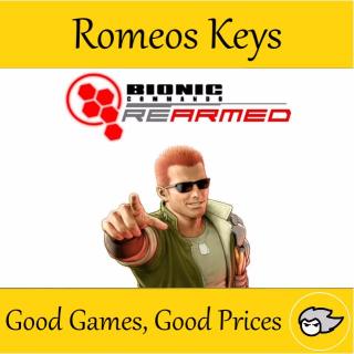 Bionic Commando: Rearmed Steam Key