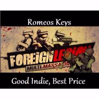 Foreign Legion: Multi Massacre Steam Key