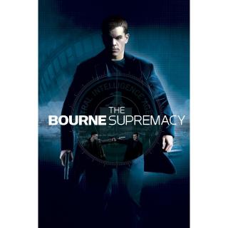 The Bourne Supremacy UVHD (Digital Code) | INSTANT DELIVERY | UK