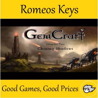 GemCraft - Chasing Shadows Steam Key