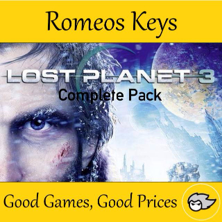 Lost Planet 3 Complete Pack Steam Key