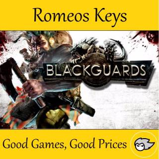 Blackguards Steam Key
