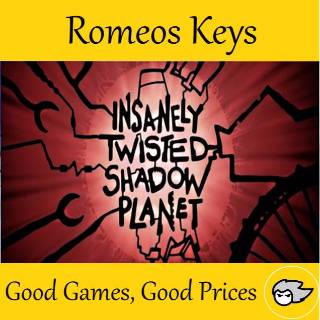 Insanely Twisted Shadow Planet Steam Key