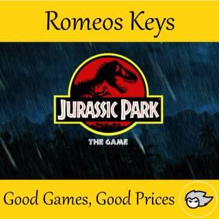 Jurassic Park: The Game Steam Key