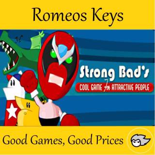 Strong Bad's Cool Game for Attractive People: Season 1 Steam Key