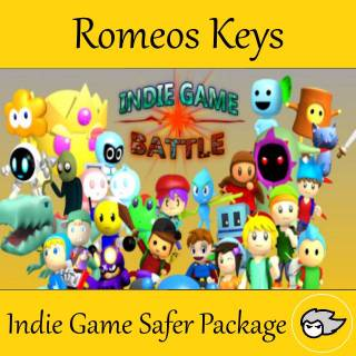 10x Indie Game Battle Steam Key