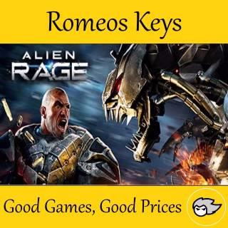Alien Rage - Unlimited Steam Key