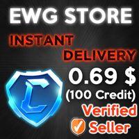 Cheapest Credits | 10100x