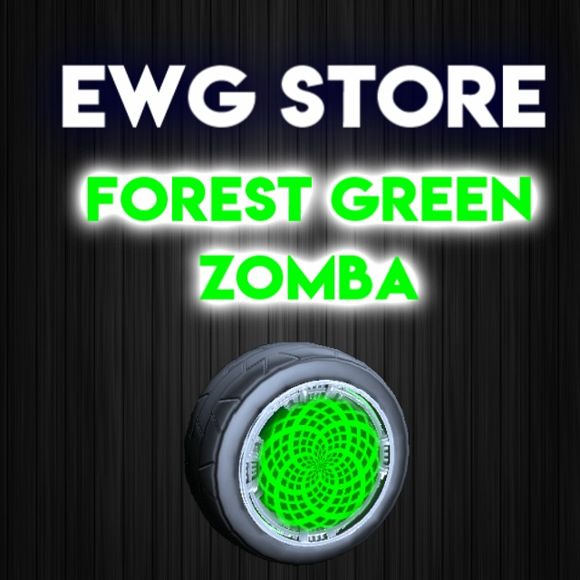 Zomba | Forest Green