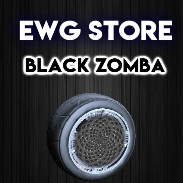 Zomba | Black