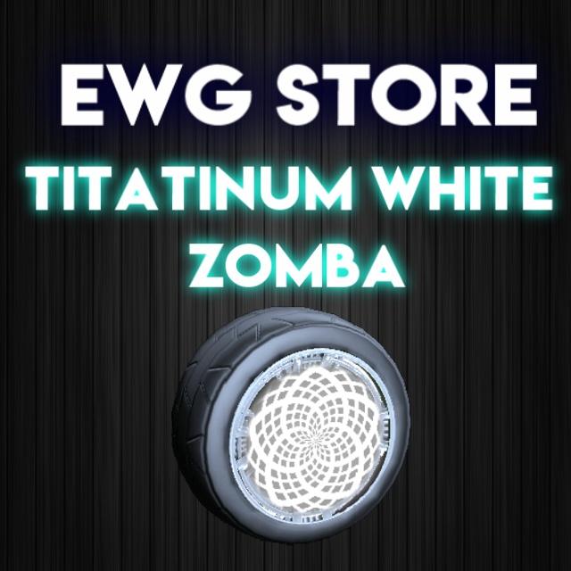 Zomba | Titanium White (Instant Delivery)