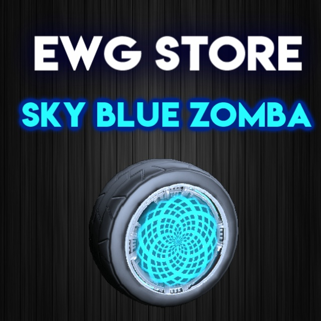 Zomba | Sky Blue