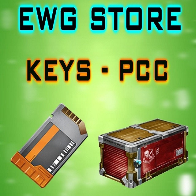 70x Players Choice Crates + 70x Key