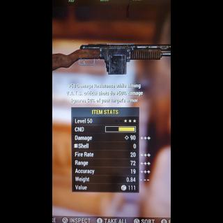Weapon | 3*Anti Armor Shotgun