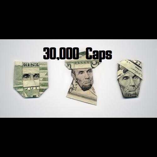 Caps | 30 000C