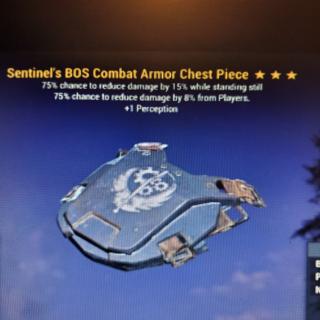 Apparel | 3*Sentinel Heavy chest
