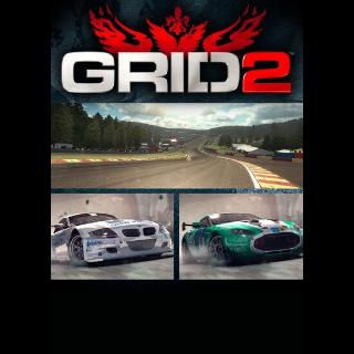 Digital Games | GRID 2 - Spa-Francorchamps Track Pack (Steam) [GLOBAL] [SC]