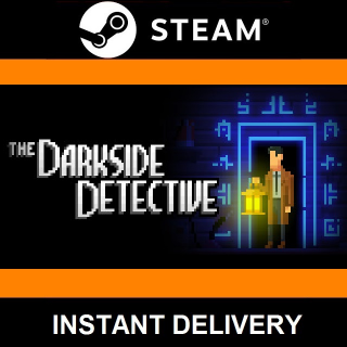 The Darkside Detective - Global CD key