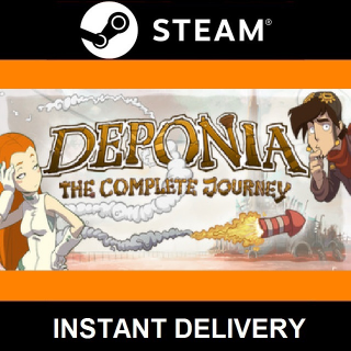 Deponia: The Complete Journey - Global steam key