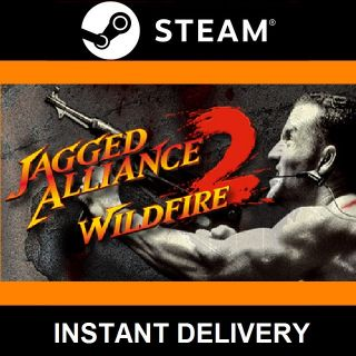 Jagged Alliance 2 - Wildfire - Global key