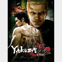 Yakuza Kiwami 2  (Steam key Global)