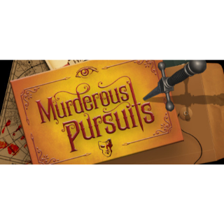 Murderous Pursuits - Global key