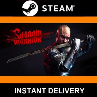 Shadow Warrior: Special Edition - Global CD key