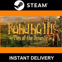 Konung 3: Ties of the Dynasty - Global key