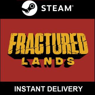 Fractured Lands - Global key