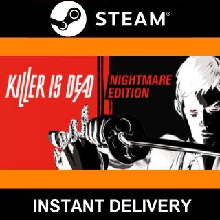 Killer is Dead - Nightmare Edition - Global key