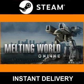 Melting World Online - Global CD key